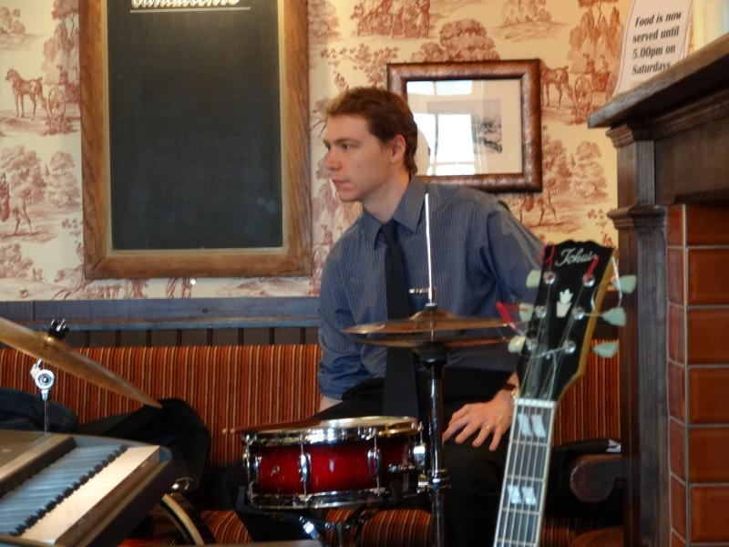 Jonathan Curtis Jazz Drums