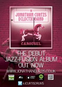 Jonathan Curtis Carousel Poster